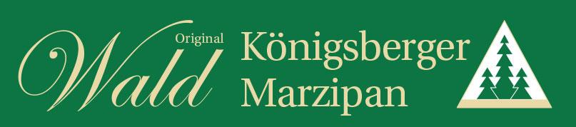 Original Wald Königsberger Marzipan