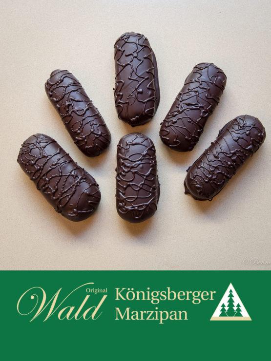 Original Wald Königsberger Marzipanbrote Edelbitter 100g