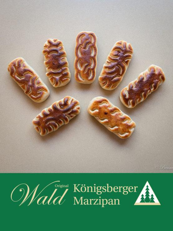 Original Wald Königsberger Marzipanbrote geflämmt 100g