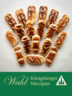 Original Wald Königsberger Marzipanbrote geflämmt 40g