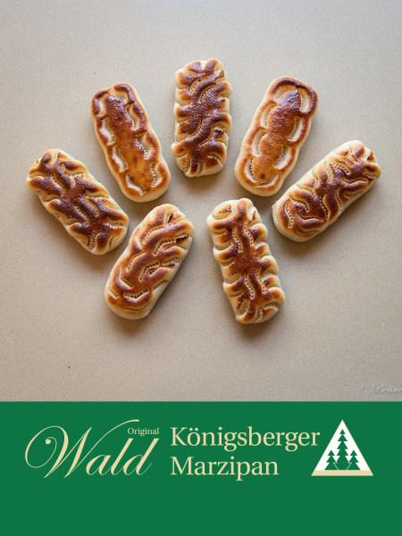 Original Wald Königsberger Marzipanbrote geflämmt 75g