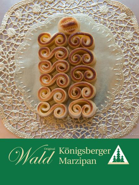 Original Wald Königsberger Teekonfekt geflämmt 100g