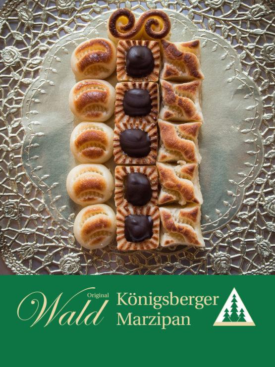 Original Wald Königsberger Teekonfekt gemischt 150g