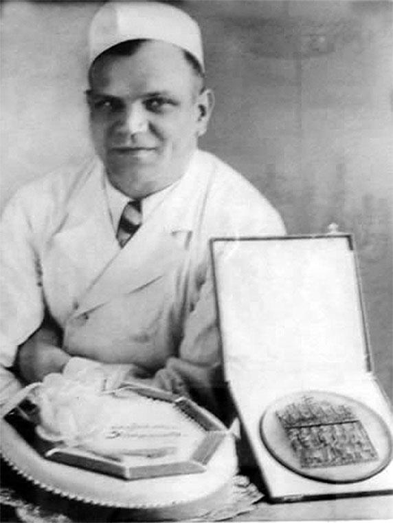 Paul Wald - Königsberger Marzipan