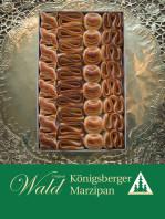 Original Wald Königsberger geflämmtes Teekonfekt Geschenkbox 315g