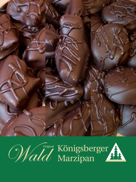 Original Wald Königsberger Ingwer-Zitronenblätter-Orangenstäbchen 250g
