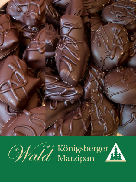 Original Wald Königsberger Ingwer-Zitronenblätter-Orangenstäbchen 500g