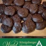 Original Wald Königsberger Ingwerbläter 100g