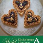 Original Wald Königsberger Marzipanherzen gefüllt 250g