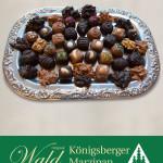 Original Wald Königsberger Marzipanpralinen 300g