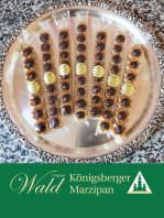 Original Wald Königsberger Teekonfekt mit Ingwer Stange