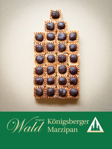 Original Wald Königsberger Teekonfekt mit Ingwer 300g