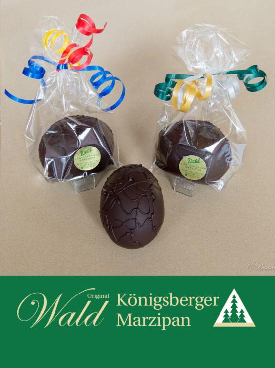Grosses Königsberger Osterei in Edelbitterschokolade