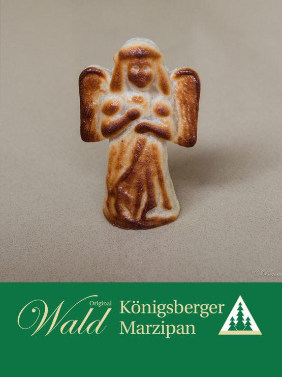 Original Wald Königsberger Weihnachtsengel geflämmt