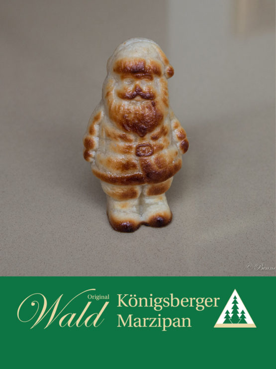 Original Wald Königsberger Weihnachtsmann geflämmt