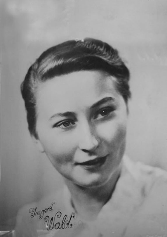 Irmgard Wald - Wald Königsberger Marzipan