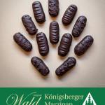 Original Wald Königsberger Marzipanbrote Edelbitter 40g