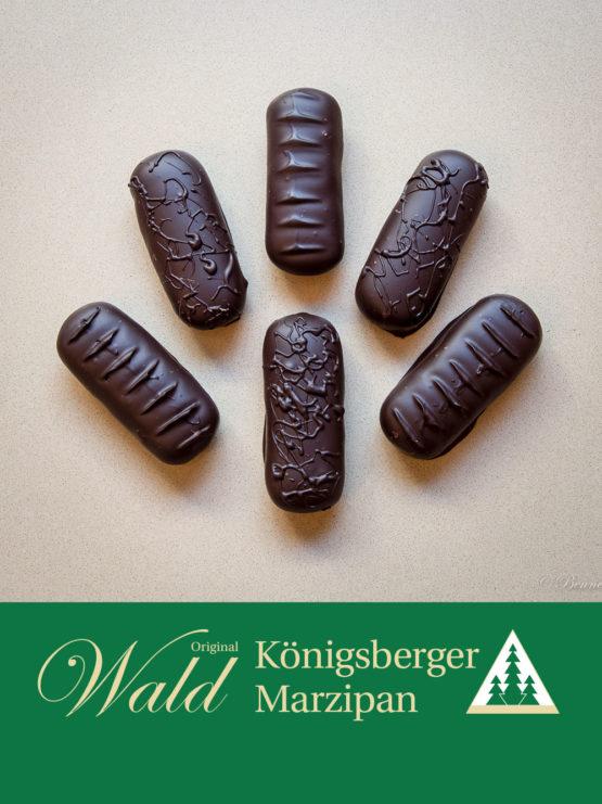 Original Wald Königsberger Marzipanbrote Edelbitter 75g