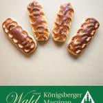 Original Wald Königsberger Marzipanbrote geflämmt 300g