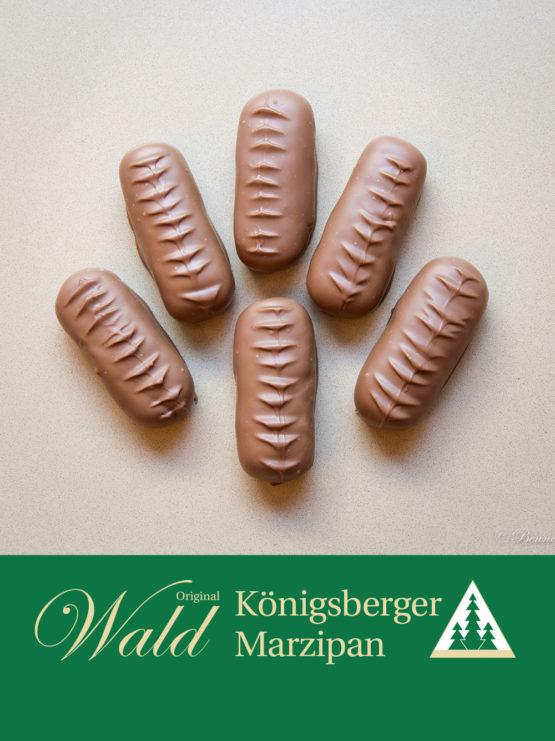 Original Wald Königsberger Marzipanbrote Vollmilch 75g