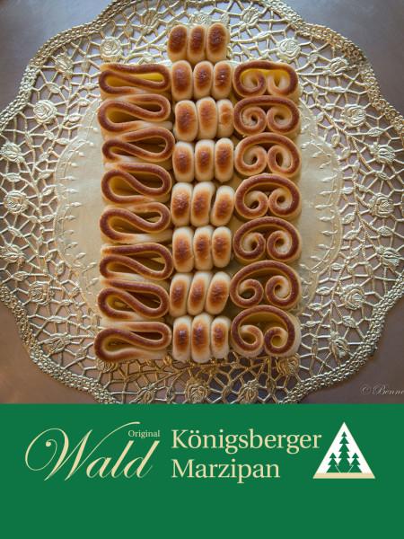 Original Wald Königsberger Teekonfekt geflämmt 200g