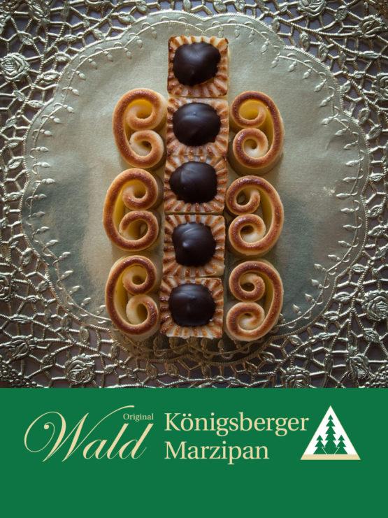 Original Wald Königsberger Teekonfekt gemischt 100g