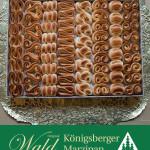 Original Wald Königsberger geflämmtes Teekonfekt Geschenkbox 610g