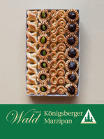 Original Wald Königsberger gemischtes Teekonfekt Geschenkbox 235g