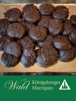 Original Wald Königsberger Ingwerbläter 200g
