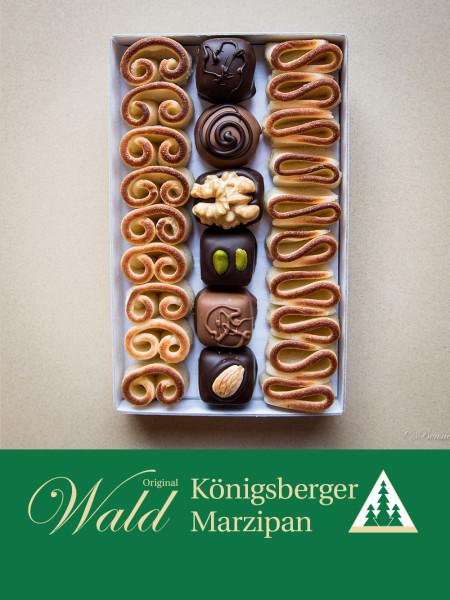Original Wald Königsberger Marzipan Geschenkbox