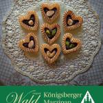 Original Wald Königsberger Marzipanherzen gefüllt 50g