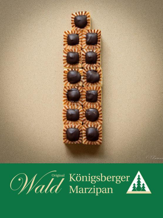 Original Wald Königsberger Teekonfekt mit Ingwer 150g
