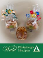 Original Wald Königsberger Osterei geflämmt