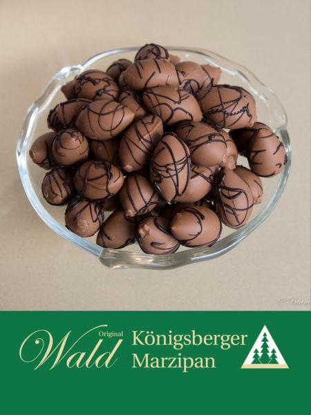 Kleine Ostereier in Vollmilchschokolade 100g