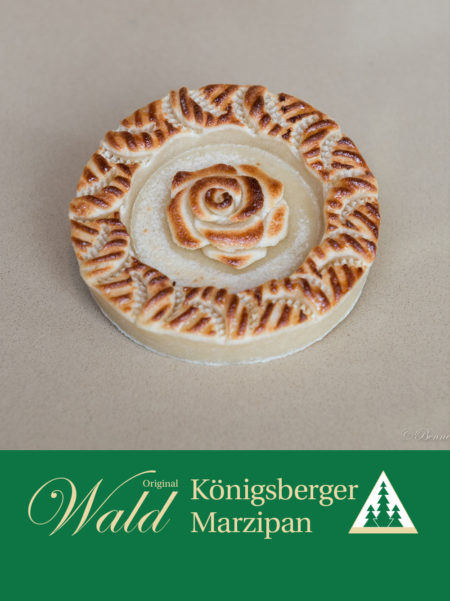"""Königsberger """"Satz"""" mit Röschen"""