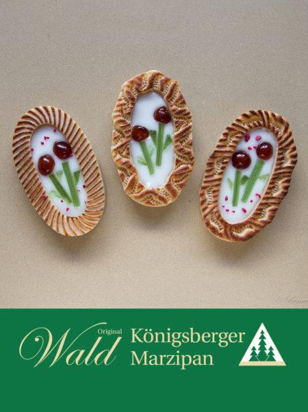"Königsberger Marzipan ""Satz"" gefüllt"
