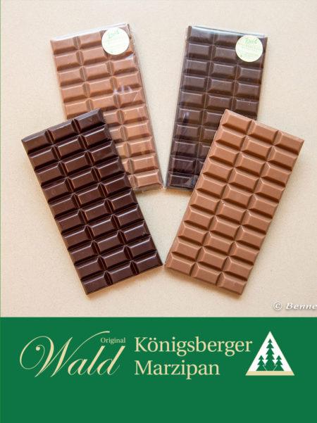 Schokoladentafel (groß)